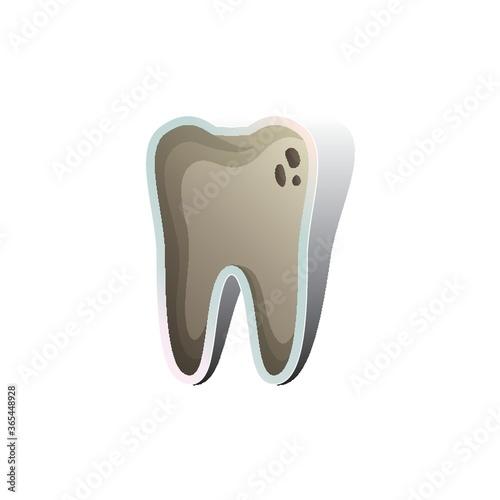 Fotografía tooth decaying