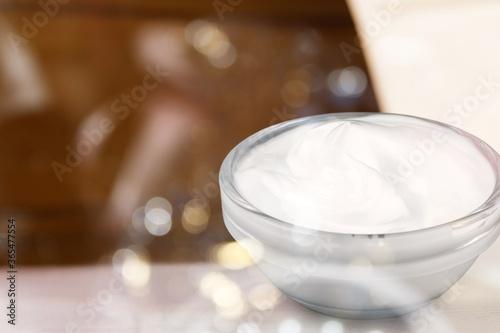 Obraz na plátně Yogurt.