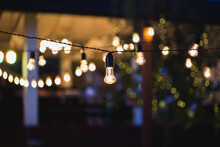 Outdoor String Lights Hanging ...