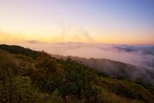 Kew Mae Pan Morning Skyline Fo...