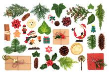 Retro Christmas Bauble Decorat...