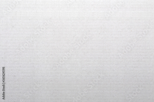 gray paper texture background or cardboard surface from a paper box for packing Canvas