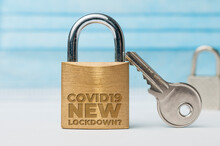 New Lockdown Due To Covid-19 C...