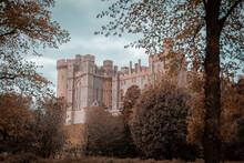 Arundel Castle In West Sussex ...