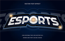 Esports Editable Text Effect