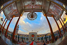 The Shrine Of Imam Musa Al-Kad...