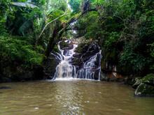 Cachoeira Do Paraíso Serra Da Aratanha Guaiúba