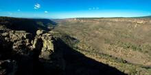 Panorama Of The Rio Grande Gor...
