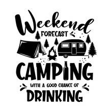 Weekend Forecast Camping With ...