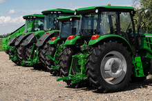 New Agricultural Tractors In Stock