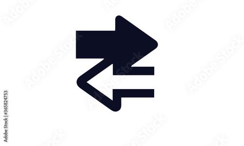 Fotografie, Obraz Digital Marketing Icon vector design