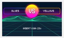 Game Versus Screen. Fight Back...