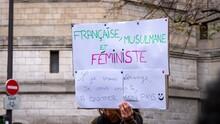 Manifestation Contre L'islam...