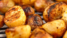 Tasty Potatoe Wedges Cooking O...