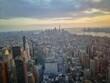 Manhattan dall'alto