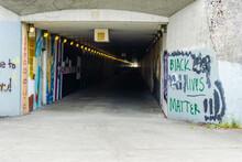 Balck Lives Matter Graffiti 3