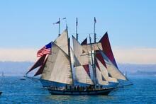 Two Historic Schooner Ships An...