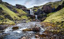 Amazing Icelandic Landscape Wi...