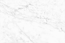 White Grey Marble Texture Back...