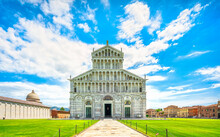 Duomo Of Pisa Cathedral, Mirac...