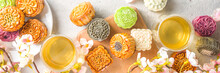 Traditional Chinese Mooncakes