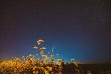 Europe. 18 July 2020. Comet Ne...