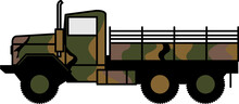 US Military Truck - US Army Tr...