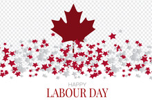 Happy Labour Day Background. N...