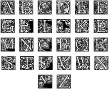Vector Set Of Celtic Patterns