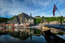 Picturesque Dinant Town, Dinan...