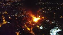 Aerial Orbit, Drone Shot Aroun...