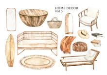 Watercolor Design Elements Of ...