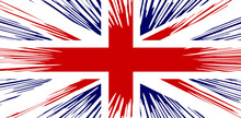Union Jack Splash