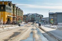 Anadyr, Easternmost City In Ru...