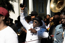 Marching In A Second Line Para...