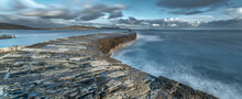 The Cobb Harbour Wall, Lyme Re...