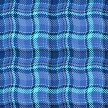 Checkered Classical Pattern Tartan.