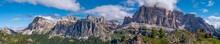 Dolomiten Panorama Vom Hexenst...