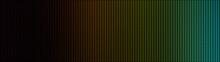 Rainbow Gradient Halftone. Abs...