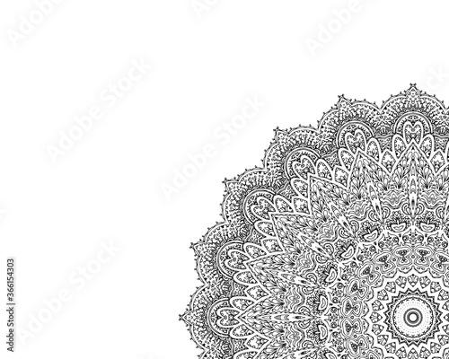 bstracta, circunferencia, aislada, azul, blanco, designio, Canvas Print