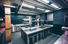 Illuminated Kitchen Counter In...