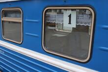 Wagon Symbols On Window View
