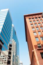 St Louis, Architecture, Missouri,USA. Building Towering Skyward.