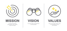 Mission, Vision And Values Of ...