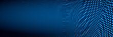 3D Abstract Dark Blue Backgrou...