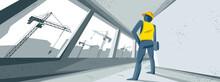 Construction Vector Illustrati...