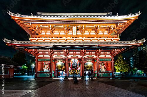 Valokuvatapetti Hōzōmon