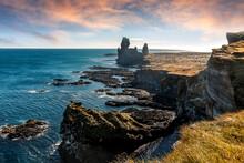 Breathtaking Sunny Seascape Of...