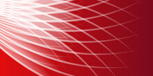 Abstract Modern Red Background Gradient Color. Red Maroon And White Gradient With Stylish Line And Square Decoration Suit For Presentation Design.