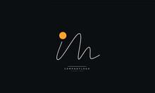 Im Letter Business Logo Design...
